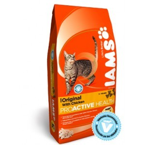 IAMS ORIGINAL WITH CHICKEN 15KG