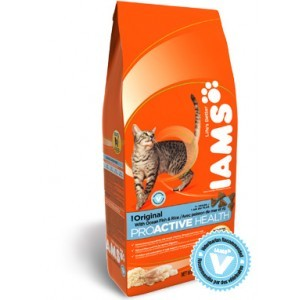 IAMS ADULT ORIGINAL OCEAN FISH WITH RICE 10KG
