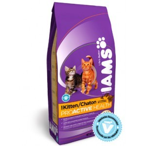 IAMS PROACTIVE HEALTH KITTEN 20LB