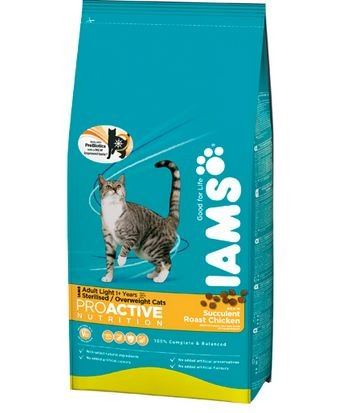 IAMS CAT LIGHT 3KG