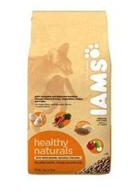 IAMS CAT HEALTHY NATURAL CHICKEN 6LB