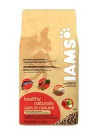 IAMS CAT HEALTHY NATURAL SALMON 6LB