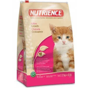 C2304 NUTRIENCE KITTEN JUNIOR GROWTH 2.72KG