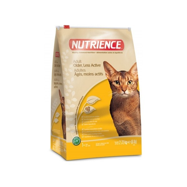 C2325 NUTRIENCE ADULT OLDER, LESS ACTIVE 5.45KG