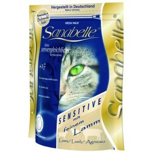 SANABELLE SENSITIVE WITH FINE LAMB 2KG
