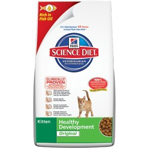 SCIENCE DIET KITTEN ORIGINAL 7LBS