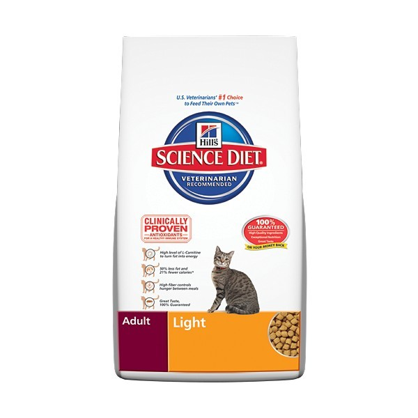 SCIENCE DIET ADULT LIGHT 7LBS