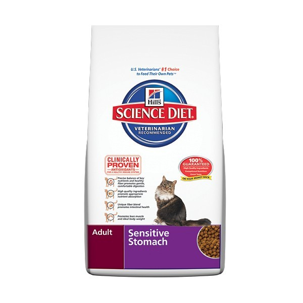 SCIENCE DIET ADULT SENSITIVE STOMACH 3.5LBS
