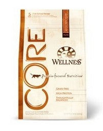 WELLNESS CORE ORIGINAL CAT FISH AND FOWL 5LBS
