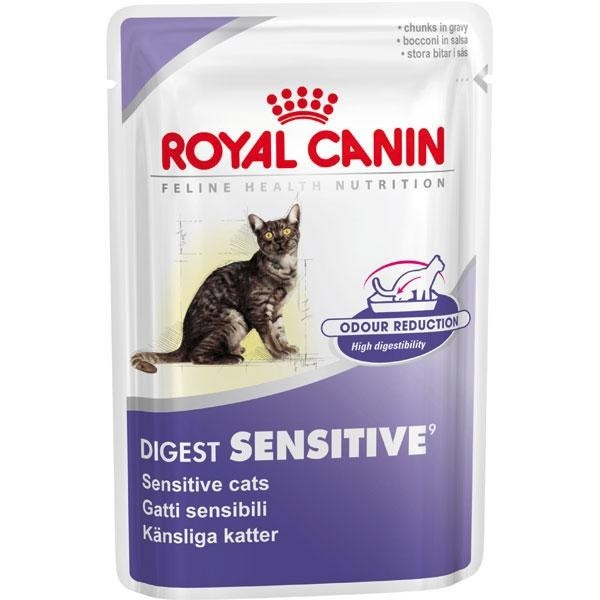 ROYAL CANIN DIGEST SENSITIVE 85G X 12POUCHES