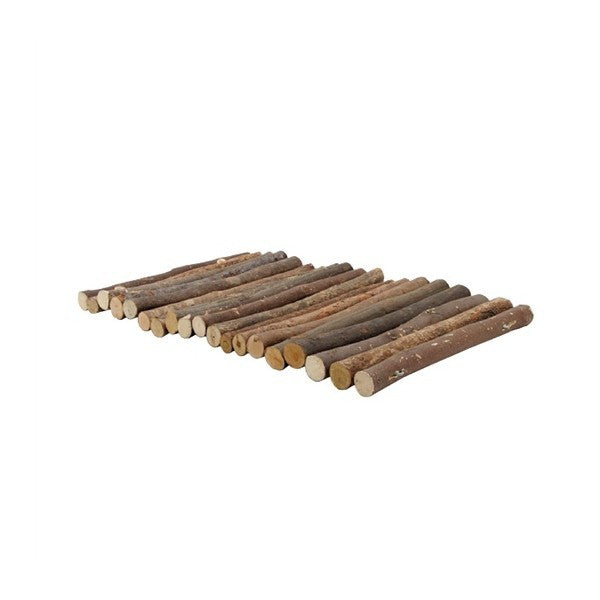 LW61409 REAL WOOD LOGS-LARGE