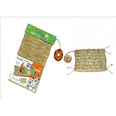 MR407 100% NATURAL STRAW MAT (MEDIUM)