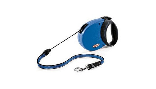 FLEXI COMFORT LONG 1 BLUE/BLACK CORD 8M