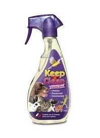 KEEP IT CLEAN LAVENDER SPRAY 500ML