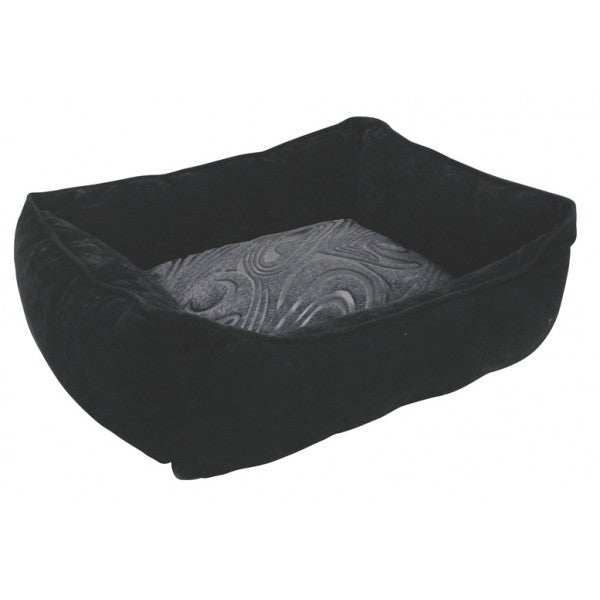 D5208 DOGIT REVERSIBLE CUDDLE BED RETRO