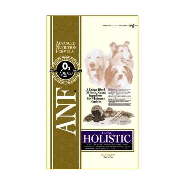 ANF ADULT CANINE HOLISTIC 15KG