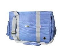 BG-140BU BLUE STRIPED BAG