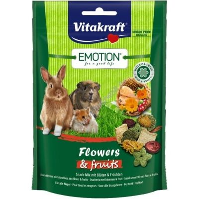 Vitakraft Emotion Flowers & Fruits 70g SA