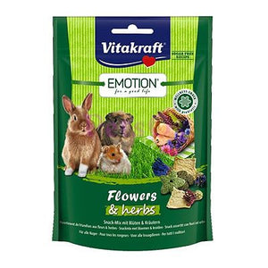 Vitakraft Emotion Flowers & Herbs 70g SA