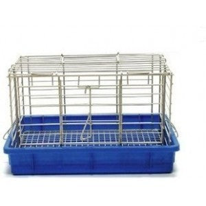 T031 BLUE CAGE (LARGE)