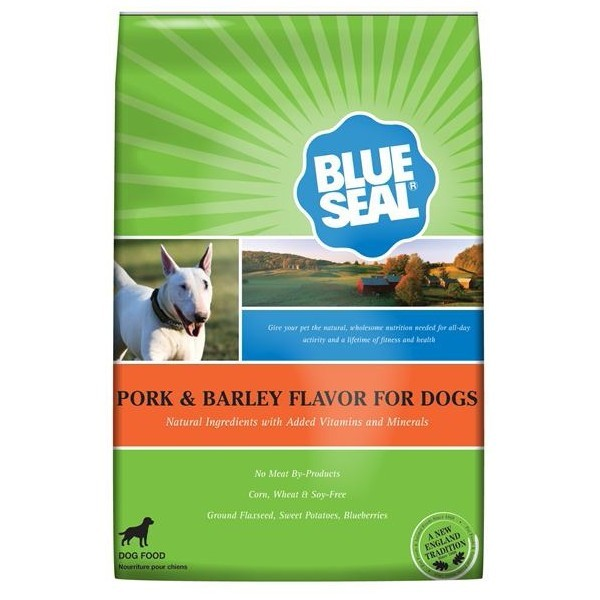 BLUE SEAL PORK AND BARLEY 20LB