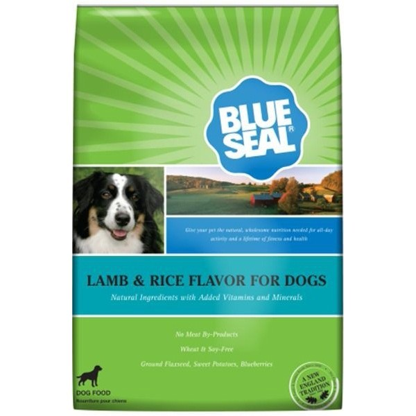 BLUE SEAL LAMB AND RICE 4LB