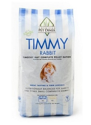 APD TIMMY RABBIT PELLETS 6LB