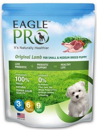 EP ORIGINAL LAMB FOR SMALL N MEDIUM BREED PUPPY 3.3LB