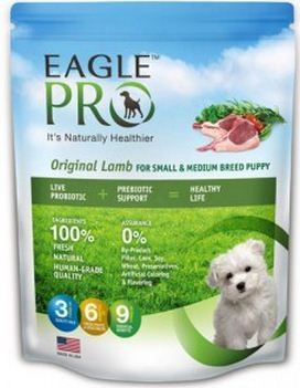EP ORIGINAL LAMB FOR SMALL N MEDIUM BREED PUPPY 30LB