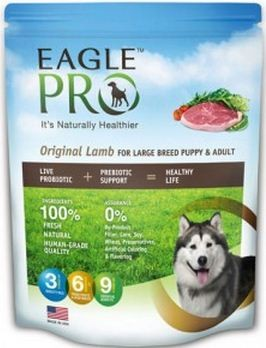 EP ORIGINAL LAMB FOR LARGE BREED PUPPY AND ADULT DOG 30LB