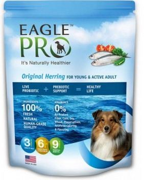 EP ORIGINAL HERRING FOR YOUNG AND ACTIVE ADULT DOG 3.3LB