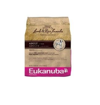 EUKANUBA ADULT LAMB & RICE 3KG