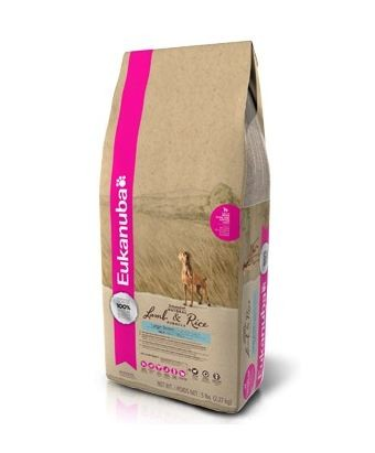 EUKANUBA ADULT LAMB & RICE LARGE BREED 12KG