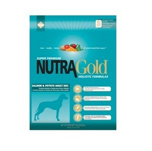 NUTRAGOLD ADULT SALMON & POTATO 15KG