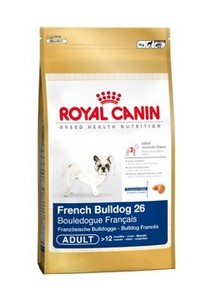 ROYAL CANIN FRENCH BULL ADULT 26 3KG