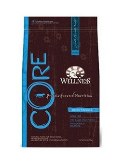 WELLNESS CORE OCEAN 26LB