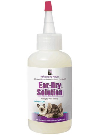 PPP EAR-DRY SOLUTION 4OZ