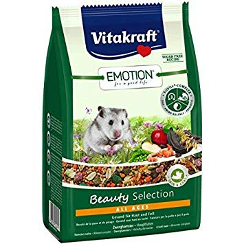 Vitakraft Emotion Beauty Selection Dwarf Hamster 300g