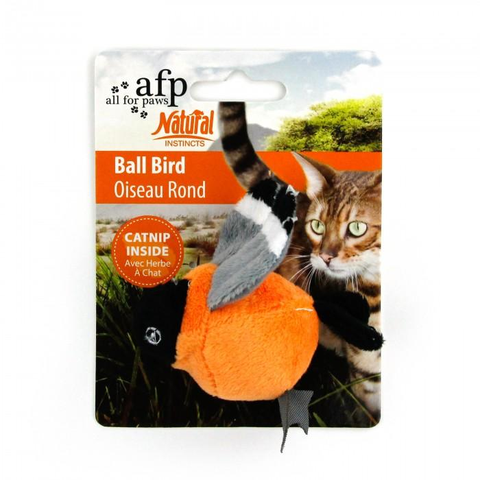 All For Paws Ball Bird Toy