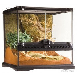 PT2600 Exo Terra Mini Wide Terrarium (300mm X 300mm X 300mm)