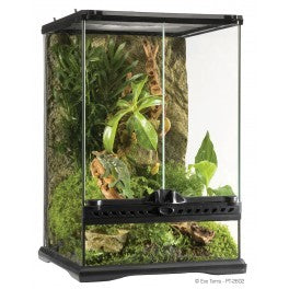PT2602 Exo Terra Mini Tall Terrarium (300mm X 300mm X 450mm)