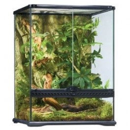 PT2607 Exo Terra Small Tall Terrarium (450mm X 450mm X 600mm)