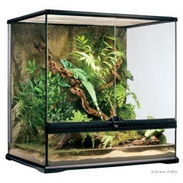 PT2612 Exo Terra Medium Tall Terrarium (600mm X 450mm X 600mm)
