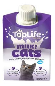 TOP LIFE CAT MILK 200ML