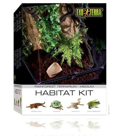 Exoterra Habitat Kit Rainforest