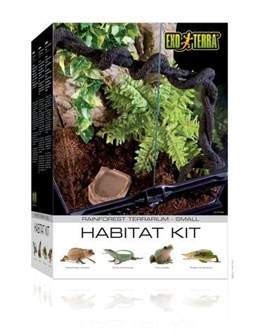Exo Terra Habitat Kit Rainforest Small