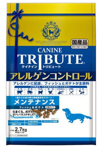 Canine Tribute Maintenance Fish & Potato 2.7kg