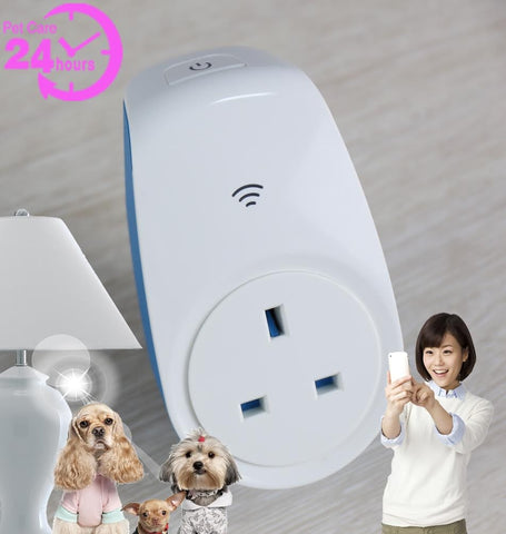 Smart Pet Lamp- Control from phone