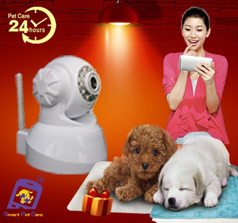 Image of Smart Pet Camera