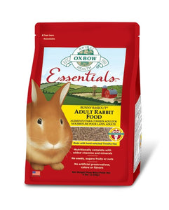 OXBOW ESSENTIALS BUNNY BASICS ADULT RABBIT 5LBS